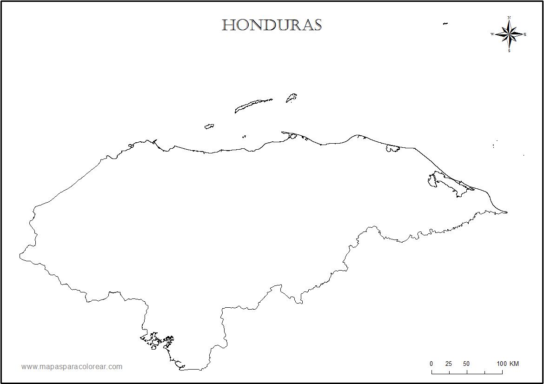 Mapas De Honduras